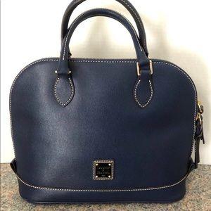 Dooney & Bourke Navy Handbag